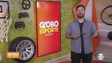 Santos vence o Boca e está na final da Libertadores - Pelo Brasileirão, Corinthians goleia o Fluminense por 5 a 0.