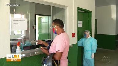 Centro de Testagem Rápido em Marabá é reaberto - Devido a demanda no hospital da região o local precisou ser reaberto.
