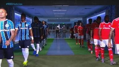 Dupla Gre-Nal começa semana decisiva no Brasileirão - Assista ao vídeo.