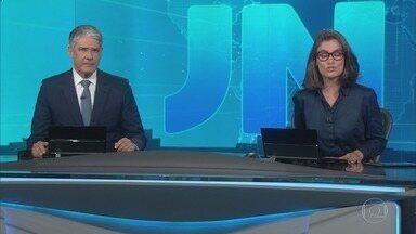 Jornal Nacional, Íntegra 21/01/2021 - As principais notícias do Brasil e do mundo, com apresentação de William Bonner e Renata Vasconcellos.