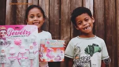 Compartilha RS: conheça o projeto 'Criança Mais Feliz' de Porto Alegre - Assista ao vídeo.