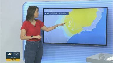 Veja a previsão do tempo para as regiões de Campinas, Ribeirão e Central do estado - Muito sol, tempo quente e seco predomina nas cidades; não há previsão de chuva.