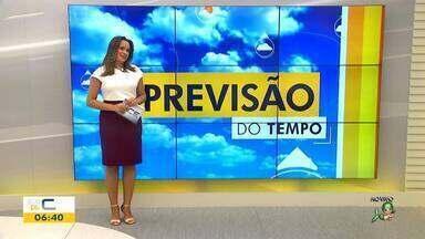 Veja a previsão do tempo e a situação do trânsito com Bárbara Sena - Saiba mais no g1.com.br/ce