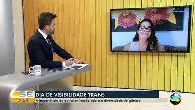 Dia da visibilidade trans fortalece a importância da conscientização sobre a diversidade - Dia da visibilidade trans fortalece a importância da conscientização sobre a diversidade