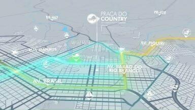 Destaques do Meio-Dia Paraná - Servidora municipal teria furado fila da vacina contra a covid-19 em Cascavel.