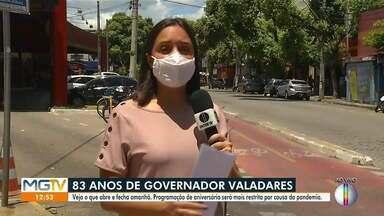 Saiba o que funciona no comércio em Governador Valadares durante o feriado de aniversário - Confira.