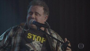 NXZero chama Nando Rocha para cantar - Ele agradece à banda pela oportunidade