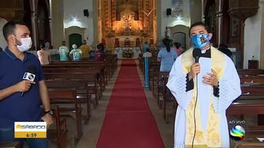 Confira as informações sobre a festa da padroeira de Nossa Senhora do Socorro - Confira as informações sobre a festa da padroeira de Nossa Senhora do Socorro
