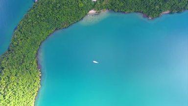 'Revista + Plugue' mergulhou no mar de Paraty para contar histórias e mistérios antigos - Abrindo a Temporada de Verão, programa partiu rumo ao litoral da nossa região para trazer muita informação e imagens incríveis