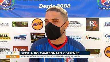 Notícias do futebol do Interior - Saiba mais em: g1.com.br/ce