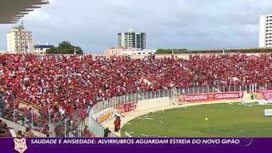Torcedor do Sergipe está animado para ver o time voltar a jogar - Apesar da pandemia, o ano de 2020 foi positivo para o clube.