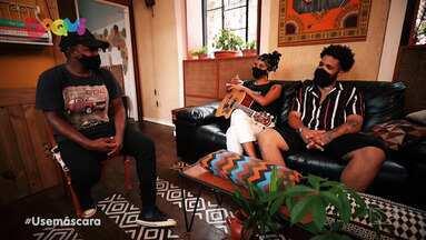 Rádio Babaçu - Conversa com os artistas Liz e Hagaheli - Max Paviaani bate um papo sobre as carreiras e trajetórias de vida da dupla.
