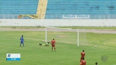 Boa Esporte vence e a Caldense empata em testes para o Mineiro - Boa Esporte vence e a Caldense empata em testes para o Mineiro