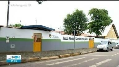 Aulas da rede municipal de Araguaína serão retomadas na segunda-feira (8) - Aulas da rede municipal de Araguaína serão retomadas na segunda-feira (8)