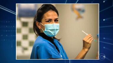 Profissionais da saúde contam suas experiências com a vacinação contra Covid no Brasil - São pessoas anônimas e cada um com sua história, mas em comum todos têm o desejo de levar esperança em forma de vacina e não importa a distância.