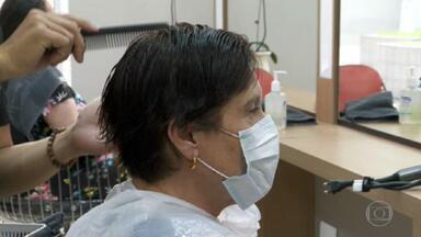 Fim de semana com flexibilização da quarentena em São Paulo - Os especialistas alertam junto com o relaxamento das restrições vem a responsabilidade com os cuidados para evitar o avanço da Covid-19.