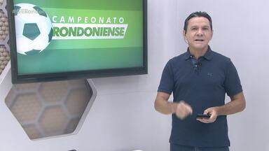 Globo Esporte RO: Campeonato Rondoniense foi adiado - Juan Rodrigues explica