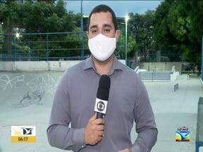 Veja os números da Covid-19 em Imperatriz - Repórter André Sousa apresenta na manhã desta quarta-feira (10) os números da doença na cidade.