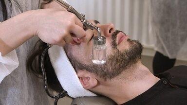 Franquia de estética cria serviço de musculação facial - Empresa usa uma nova técnica para se diferenciar no setor, já saturado pela competição.
