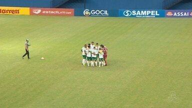 Copa Verde: Manaus e Remo se enfrentam pelo jogo de ida das semis da Copa Verde - Copa Verde: Manaus e Remo se enfrentam pelo jogo de ida das semis da Copa Verde