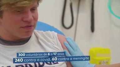 Universidade de Oxford anuncia testes de vacina contra a covid entre crianças e adolescentes - São os primeiros testes realizados num grupo de 6 a 17 anos