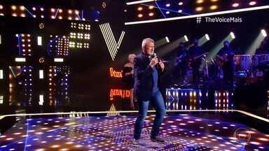 Jorge Darrô canta 'Mrs. Robinson' - Cantor é o último do time Daniel a se apresentar