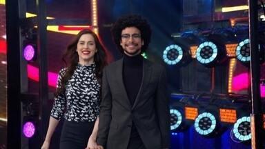 'Ding Dong' recebe Sophia Abrahão e Sergio Malheiros X Paulo Nunes e Luan Nunes - Confira!