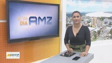Assista a íntegra do BDA de segunda-feira, 15 de fevereiro - Telejornal é apresentado por Yonara Werri.