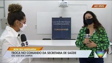 São José troca comando da secretaria de saúde - Danilo Stanzani pediu para deixar o cargo e será substituído por Margarete Correia.