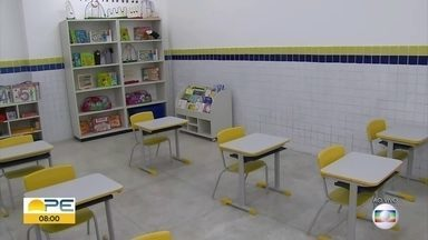 Recife abre cadastro para vagas remanescentes em escolas municipais - Nesse segundo momento, existem cerca de 4,6 mil vagas disponíveis.