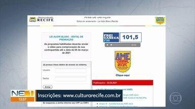 Prefeitura abre inscrições para auxilio emergencial para agremiações carnavalescas - Interessados podem se inscrever na internet.