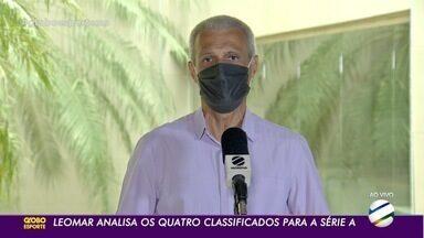 Globo Esporte MS - segunda-feira - 22/02/2021 - Globo Esporte MS - segunda-feira - 22/02/2021