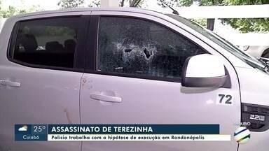 Polícia Civil de Rondonópolis ainda tenta esclarecer assassinato - Polícia Civil de Rondonópolis ainda tenta esclarecer assassinato
