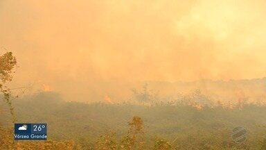 Para evitar novos incêndios, setores responsáveis debatem prevenção - Para evitar novos incêndios, setores responsáveis debatem prevenção