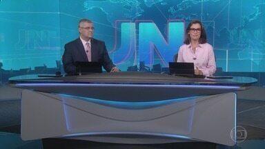 Jornal Nacional, Íntegra 25/02/2021 - As principais notícias do Brasil e do mundo, com apresentação de William Bonner e Renata Vasconcellos.