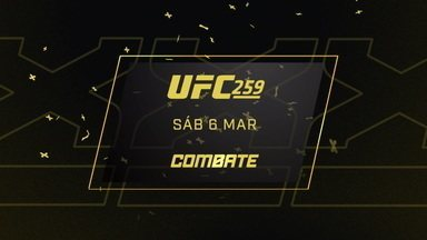 UFC 259 - UFC 259