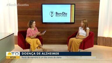 Mal de Alzheimer pode acometer de 5 a 10% da população; médica explica - Mal de Alzheimer pode acometer de 5 a 10% da população; médica explica