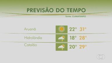 Chuvas dificultam cultivo de hortaliças em Goiás - Com isso, há um aumento nos preços dos produtos.