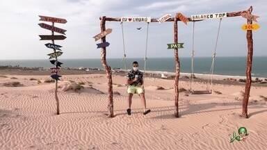 As belezas de Uruaú - Tep Rodrigues mostra o que tem de bom na praia do município de Beberibe, no Ceará