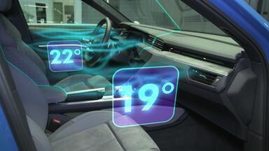 Dual Zone - As facilidades criadas para que cada ocupante do carro consiga escolher a temperatura ambiente no seu espaço