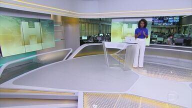 Jornal Hoje - Edição de 02/03/2021 - Os destaques do dia no Brasil e no mundo, com apresentação de Maria Júlia Coutinho.