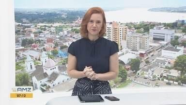 Assista a íntegra do BDA de quarta-feira, 03 de março - Karina Quadros fala sobre a situação dos moradores do Baixo madeira e Médio madeira com o avanço do rio, novo decreto com medidas mais rígidas entre outras informações.