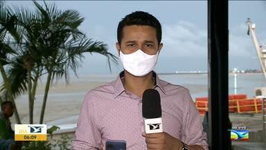 Após sete meses, Maranhão volta a registrar 32 mortes diárias por Covid-19 - Nas últimas 24 horas, oito pessoas morreram no estado em decorrência de complicações da doença.