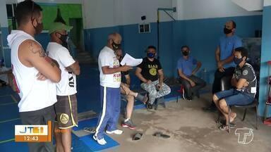 Representantes de academias dizem que há condições de retomar atividades em Santarém - Academias de artes marciais estão fechadas devido às restrições impostas pelo Comitê de Crises de Enfrentamento à Covid-19.