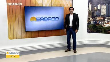 Assista a íntegra do Bom Dia Sábado, dia 06/03/2021 - Acompanhe os destaques com Amaral Augusto.