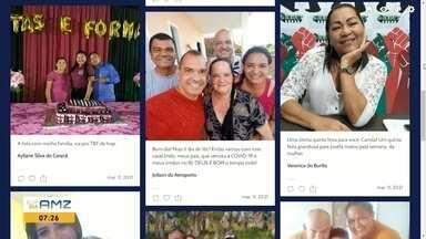 Veja a participação dos telespectadores no Bom Dia Amazônia desta quinta-feira (11) - Telespectadores enviam fotos para interagir com o jornal.