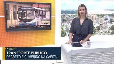 Veja a íntegra do BDA desta sexta-feira, 11 de março - Larissa Vieira traz as informações sobre o transporte público em Porto Velho, vacinação nas principais cidades e as pontes da cidade de Ouro Preto do Oeste que ainda estão interditadas por conta da chuva.