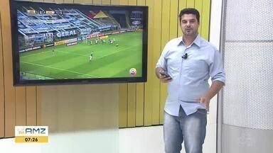Futebol continua em meio a pandemia; veja destaques do Esporte no BDA - Juan Rodrigues mostra gols da rodada.
