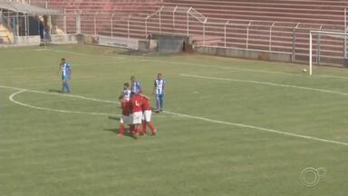 Desportivo Brasil vence a primeira na Série A3 do Paulista - O Desportivo Brasil venceu o Nacional-SP por 3 a 2, na tarde de quarta-feira (10), em confronto válido pela segunda-rodada da Série A3 do Campeonato Paulista.