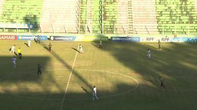 Gols de Londrina 1 x 1 Maringá - Gols de Londrina 1 x 1 Maringá
